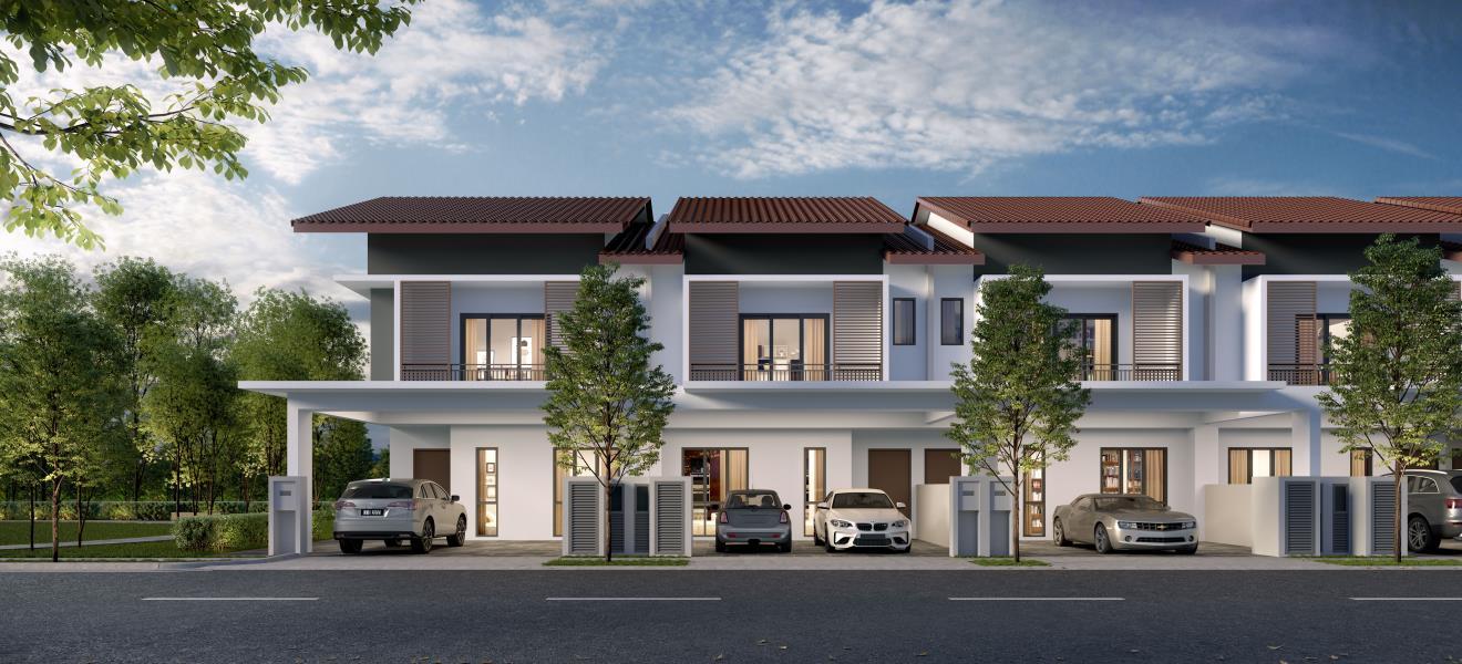 Crisantha, Resort Homes @ Bandar Sri Sendayan