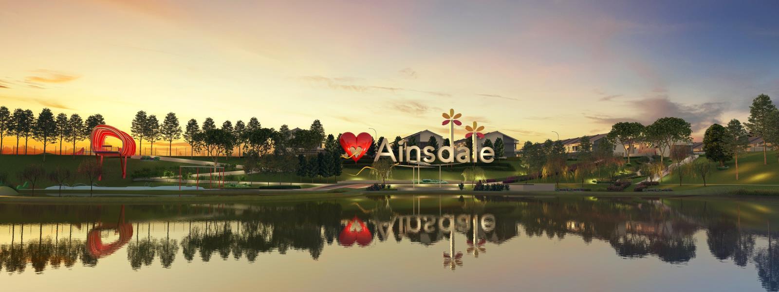 Bandar Ainsdale : Embun
