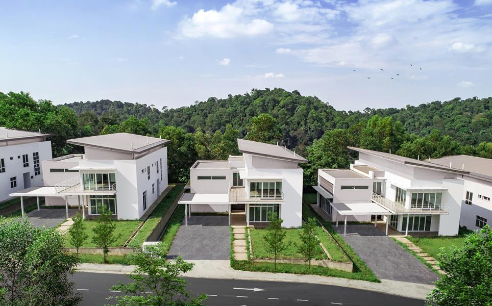 Bukit Bayu, Private Bungalow Estate