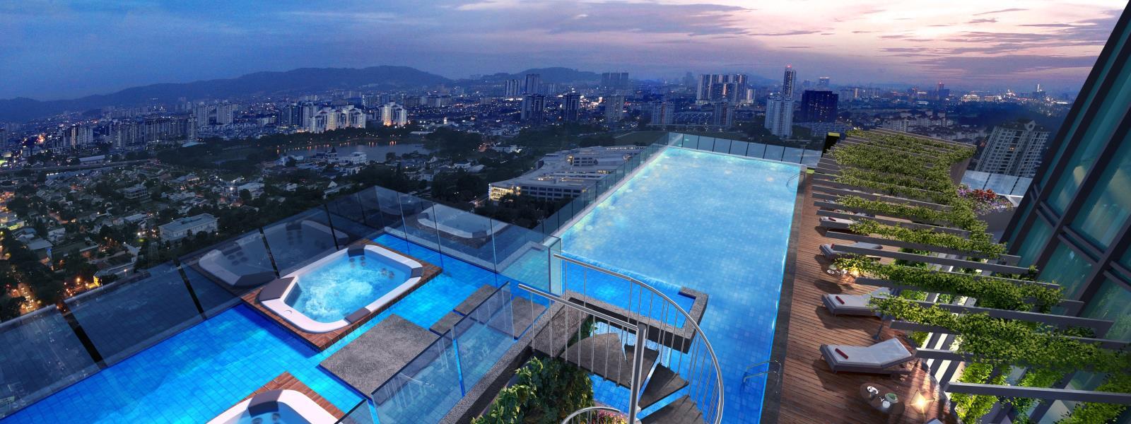 The Suite @ Jalan Ampang
