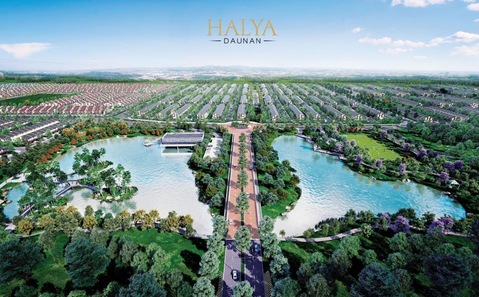 Halya @ Daunan Worldwide