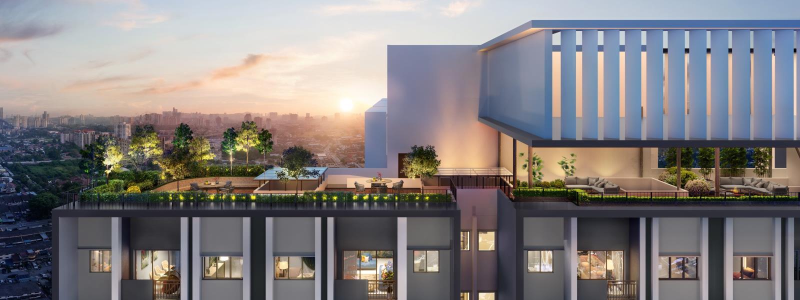 SkyAwani 5 Residence @ Sentul