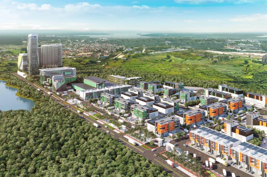 Pengerang Eco-Industrial Park