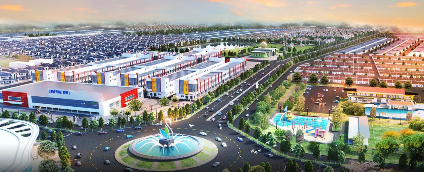 Bandar Baru Setia Awan Perdana