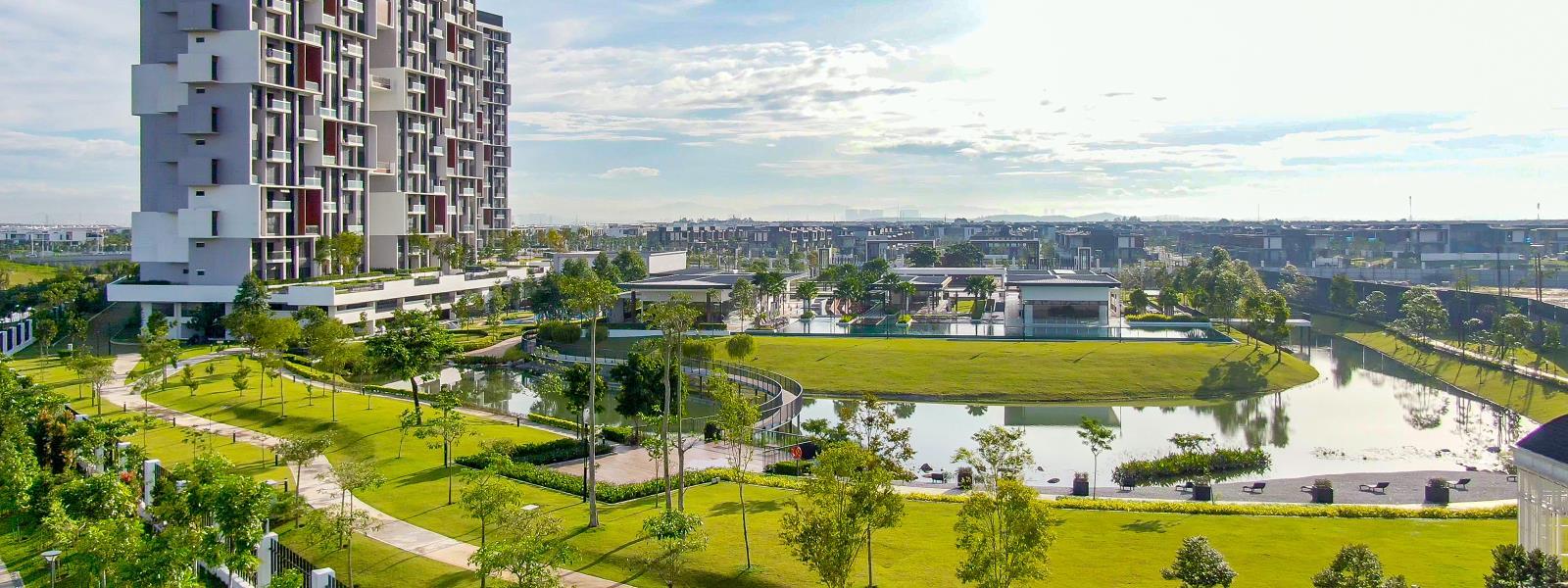 The Parque Residences @ Eco Sanctuary