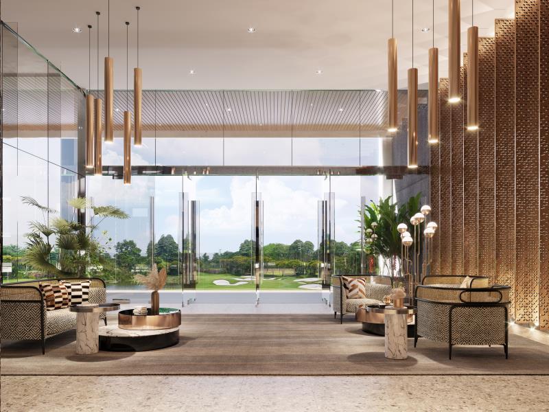 KLGCC Resort : Jendela Residences