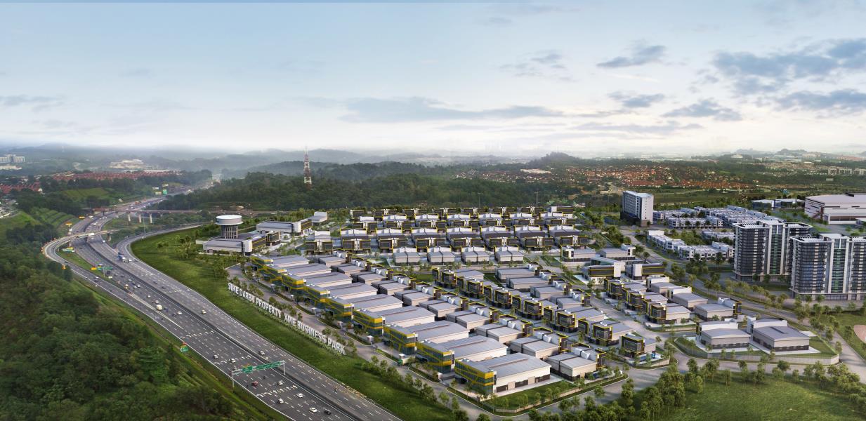 Nilai Impian : XME Business Park