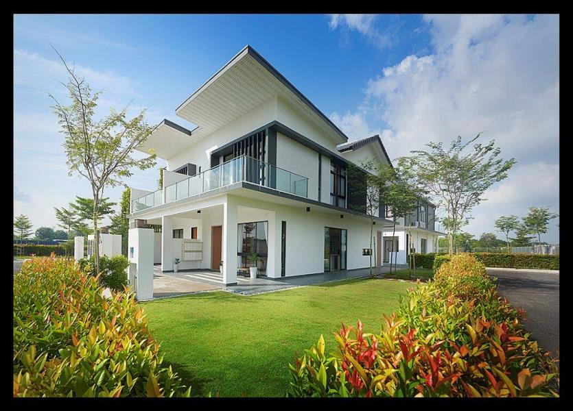 The Straits View Homes
