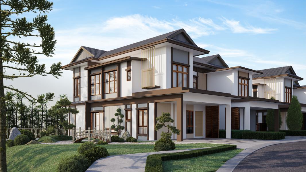 Yumena Residences (2 & 2.5 Storey Semi D Homes)