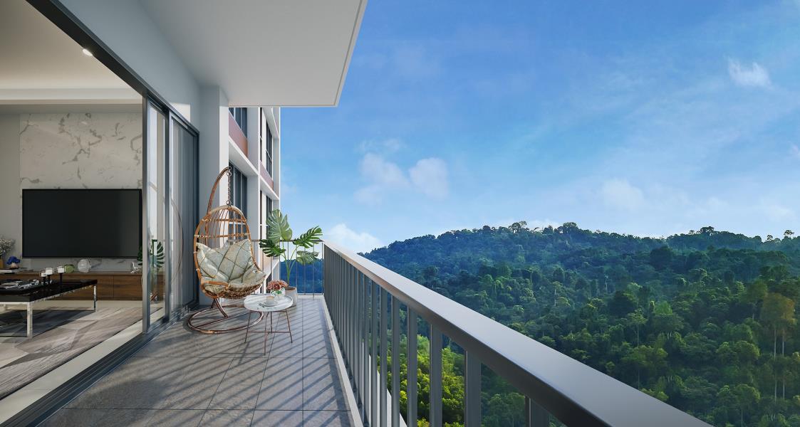 Sunway d'hill Residences