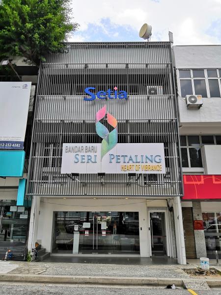 Zone J1, Bangsar Baru Seri Petaling