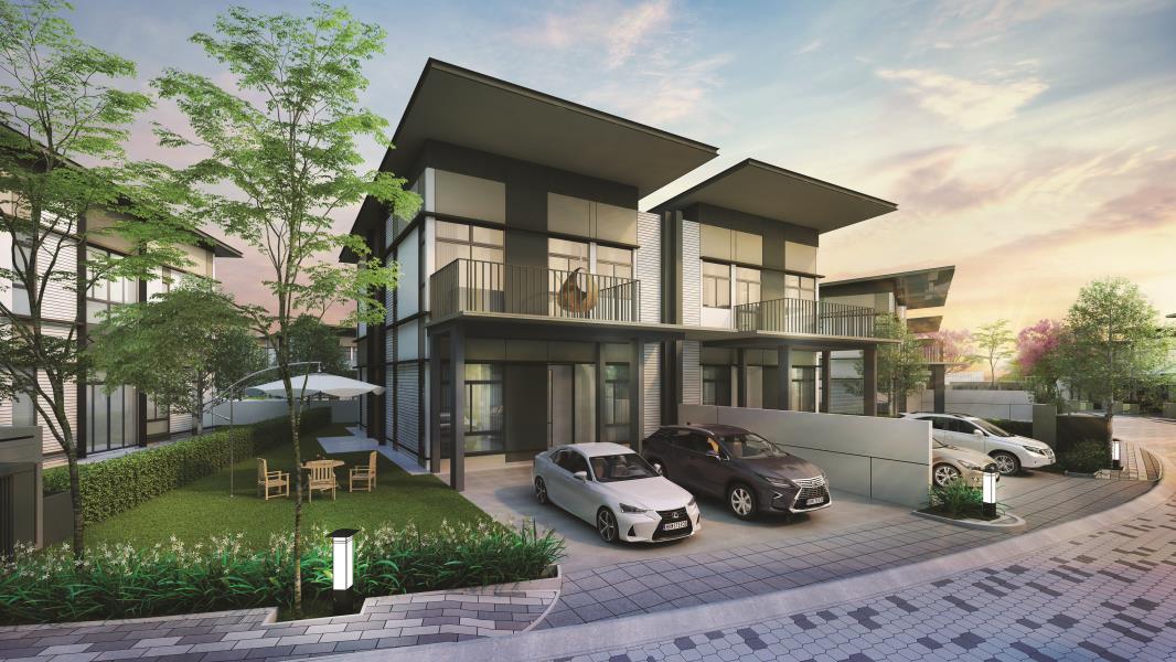Sakura Residence - Semi D